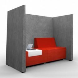 Mīkstās un atpūtas telpu mēbeles / silent box